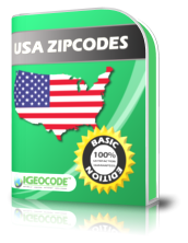 US ZIP Code Basic Edition