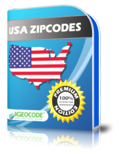 US ZIP Code Premium Edition